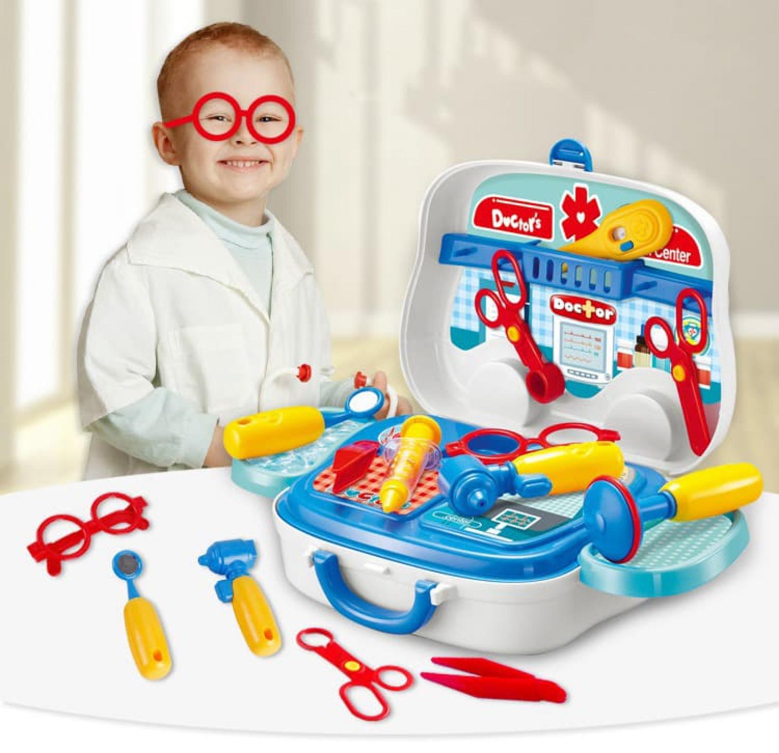 Vì sao nên cho trẻ chơi đồ chơi hướng nghiệp?
