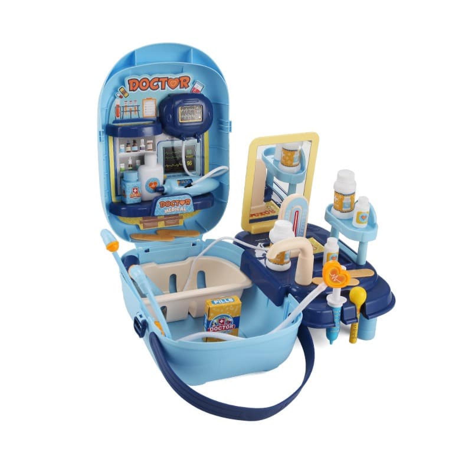 Bộ đồ chơi nhập vai bác sĩ trẻ em 006