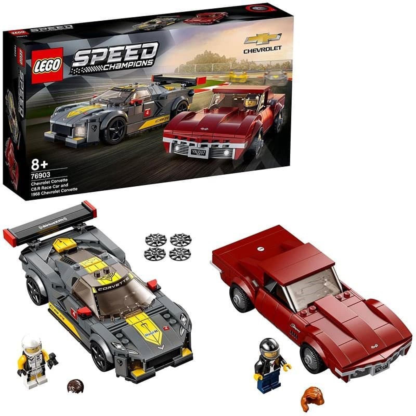 Vì sao phụ huynh nên mua đồ chơi lắp ráp Lego cho bé?