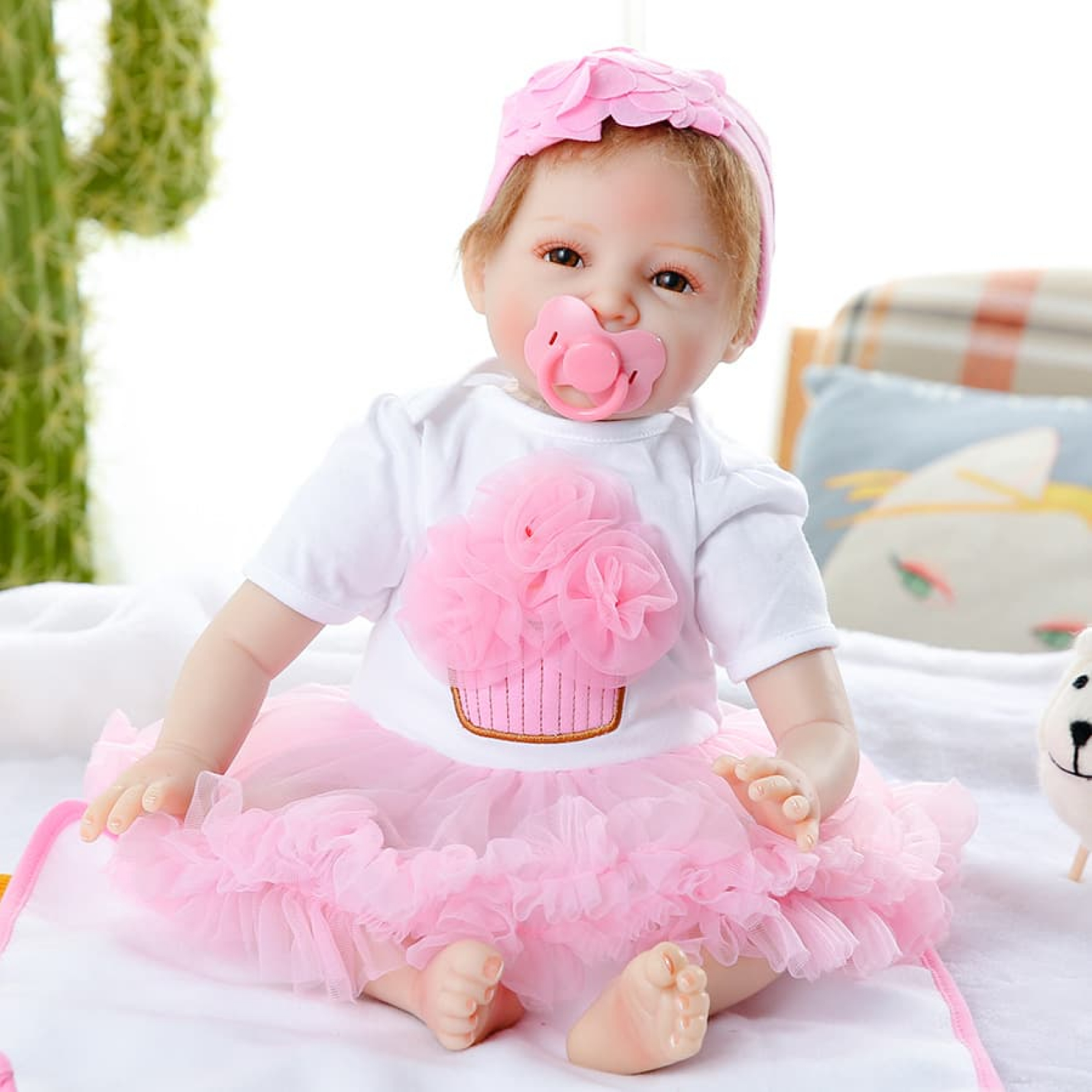 3 lợi ích tuyệt vời của đồ chơi búp bê dành cho con trẻ