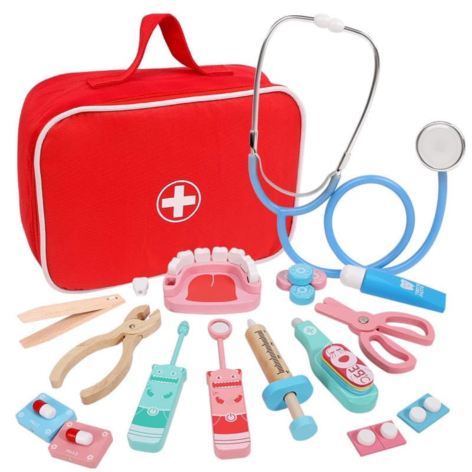 Vali đồ chơi bác sĩ cho bé 001