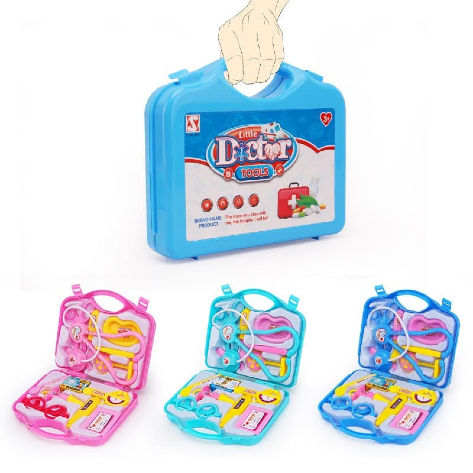 Vali đồ chơi bác sĩ trẻ em nhỏ gọn 012
